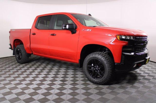 2020 Chevrolet Silverado 1500 Crew Cab 4x4, Pickup #D101152 - photo 4