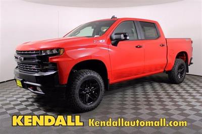 2020 Chevrolet Silverado 1500 Crew Cab 4x4, Pickup #D101152 - photo 1