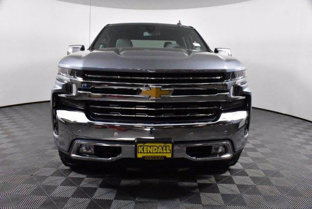 2020 Chevrolet Silverado 1500 Crew Cab 4x4, Pickup #D101177 - photo 3