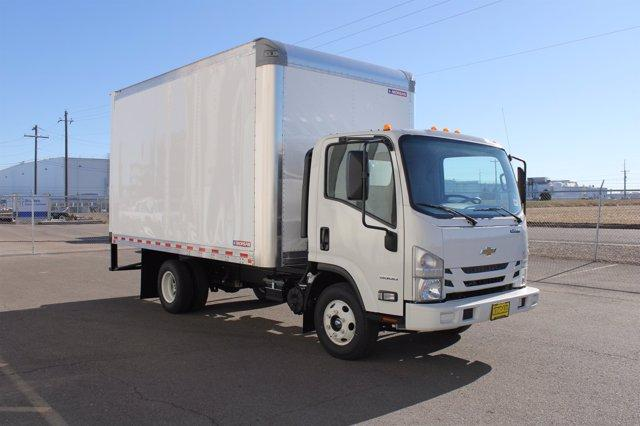 2020 Chevrolet LCF 3500 Regular Cab 4x2, Dry Freight #D101263 - photo 1