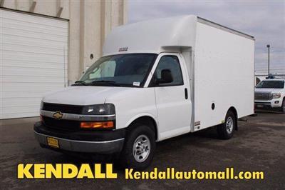 2020 Chevrolet Express 3500 4x2, Cutaway Van #D101275 - photo 1