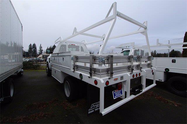2020 Silverado 5500 Regular Cab DRW 4x4,  Scelzi CTFB Contractor Body #D101277 - photo 9