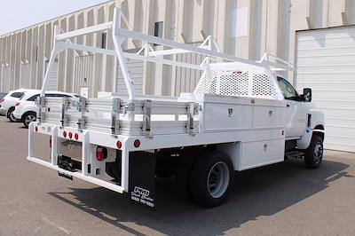 2020 Silverado 5500 Regular Cab DRW 4x4,  Scelzi CTFB Contractor Body #D101277 - photo 4