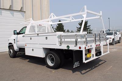 2020 Silverado 5500 Regular Cab DRW 4x4,  Scelzi CTFB Contractor Body #D101277 - photo 2