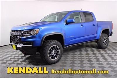 2021 Chevrolet Colorado Crew Cab 4x4, Pickup #D110019 - photo 1