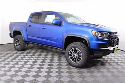 2021 Chevrolet Colorado Crew Cab 4x4, Pickup #D110019 - photo 4