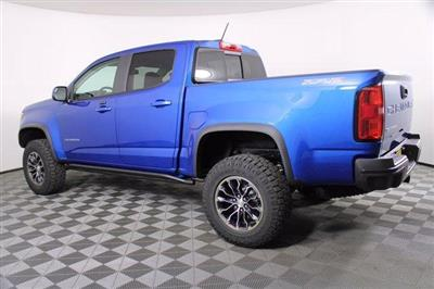 2021 Chevrolet Colorado Crew Cab 4x4, Pickup #D110019 - photo 2