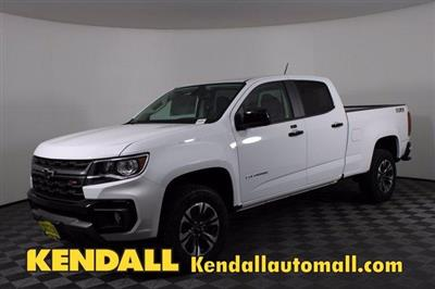2021 Chevrolet Colorado Crew Cab 4x4, Pickup #D110049 - photo 1