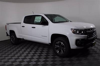 2021 Chevrolet Colorado Crew Cab 4x4, Pickup #D110049 - photo 3