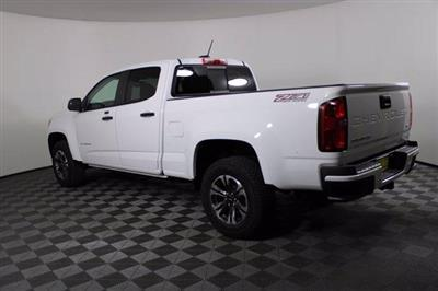 2021 Chevrolet Colorado Crew Cab 4x4, Pickup #D110049 - photo 2