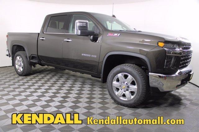 2021 Chevrolet Silverado 2500 Crew Cab 4x4, Pickup #D110091 - photo 1