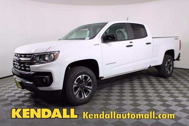2021 Chevrolet Colorado Crew Cab 4x4, Pickup #D110095 - photo 1