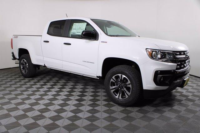 2021 Chevrolet Colorado Crew Cab 4x4, Pickup #D110095 - photo 4