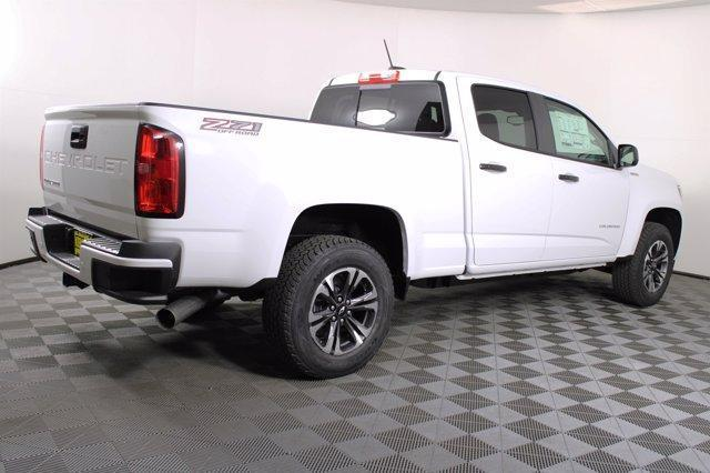 2021 Chevrolet Colorado Crew Cab 4x4, Pickup #D110095 - photo 7