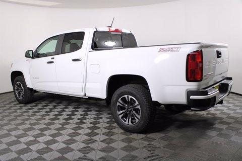 2021 Chevrolet Colorado Crew Cab 4x4, Pickup #D110095 - photo 2