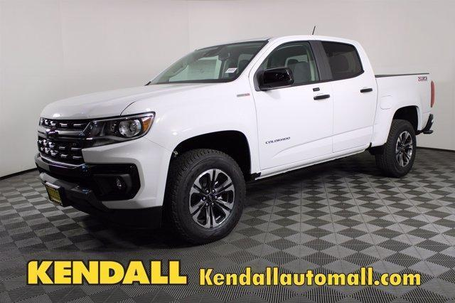 2021 Chevrolet Colorado Crew Cab 4x4, Pickup #D110096 - photo 1