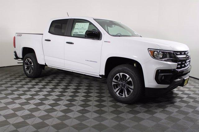 2021 Chevrolet Colorado Crew Cab 4x4, Pickup #D110096 - photo 3