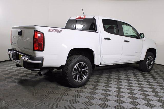 2021 Chevrolet Colorado Crew Cab 4x4, Pickup #D110096 - photo 6