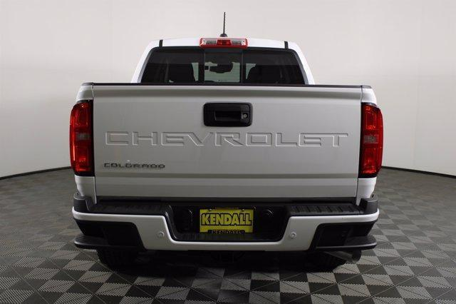 2021 Chevrolet Colorado Crew Cab 4x4, Pickup #D110096 - photo 7