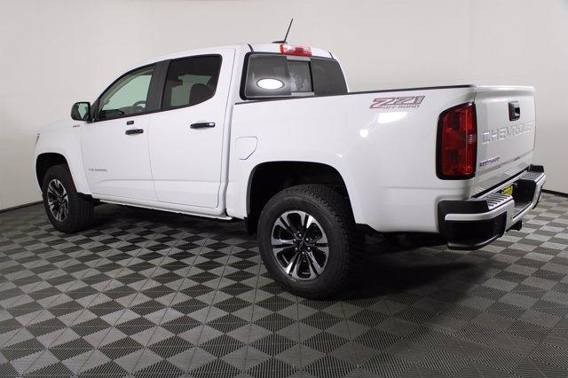 2021 Chevrolet Colorado Crew Cab 4x4, Pickup #D110096 - photo 2