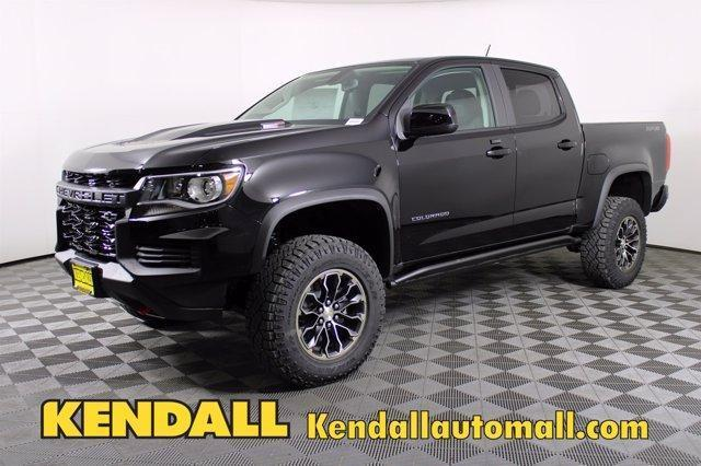 2021 Chevrolet Colorado Crew Cab 4x4, Pickup #D110097 - photo 1