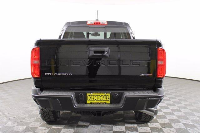 2021 Chevrolet Colorado Crew Cab 4x4, Pickup #D110097 - photo 8