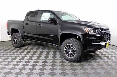 2021 Chevrolet Colorado Crew Cab 4x4, Pickup #D110097 - photo 4