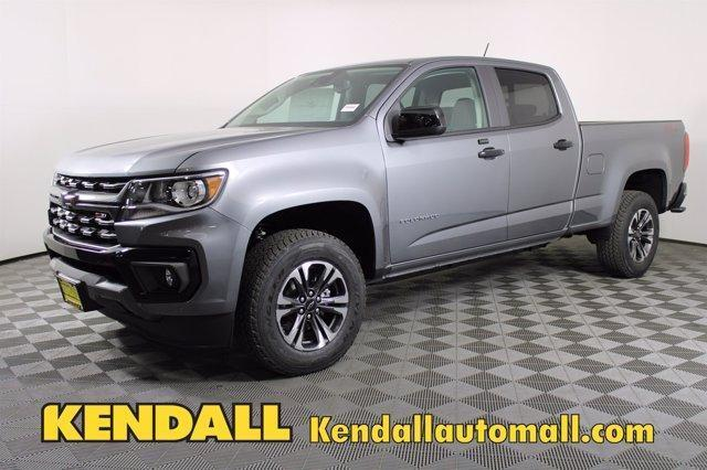 2021 Chevrolet Colorado Crew Cab 4x4, Pickup #D110114 - photo 1