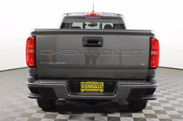 2021 Chevrolet Colorado Crew Cab 4x4, Pickup #D110114 - photo 8