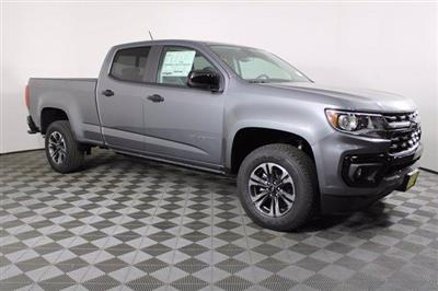2021 Chevrolet Colorado Crew Cab 4x4, Pickup #D110114 - photo 4