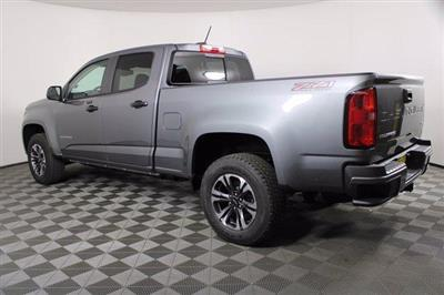2021 Chevrolet Colorado Crew Cab 4x4, Pickup #D110114 - photo 2