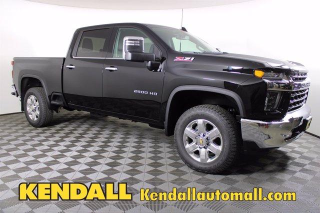 2021 Chevrolet Silverado 2500 Crew Cab 4x4, Pickup #D110121 - photo 1