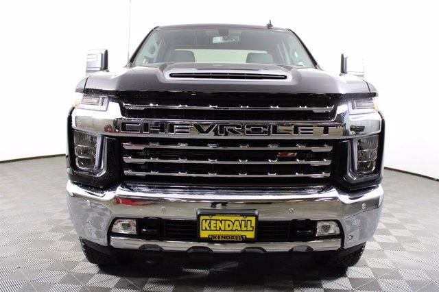 2021 Chevrolet Silverado 2500 Crew Cab 4x4, Pickup #D110121 - photo 2