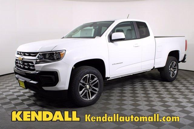 2021 Chevrolet Colorado Extended Cab 4x2, Pickup #D110126 - photo 1