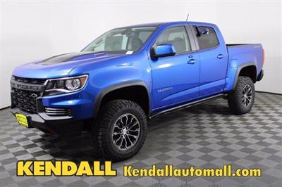2021 Chevrolet Colorado Crew Cab 4x4, Pickup #D110163 - photo 1