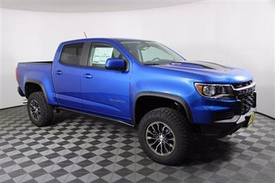 2021 Chevrolet Colorado Crew Cab 4x4, Pickup #D110163 - photo 3