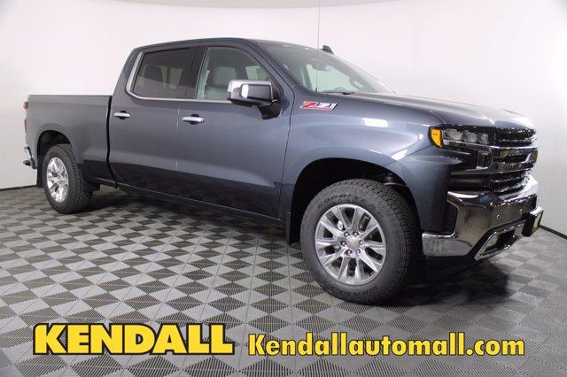 2021 Chevrolet Silverado 1500 Crew Cab 4x4, Pickup #D110171 - photo 1