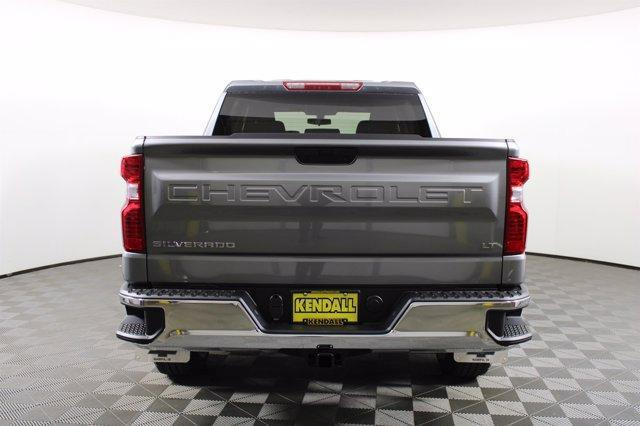 2021 Chevrolet Silverado 1500 Crew Cab 4x4, Pickup #D110178 - photo 8