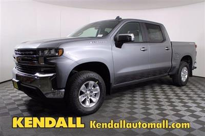 2021 Chevrolet Silverado 1500 Crew Cab 4x4, Pickup #D110178 - photo 1