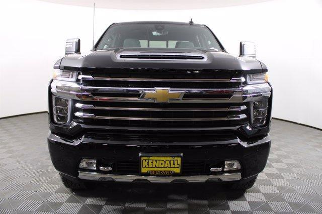 2021 Chevrolet Silverado 3500 Crew Cab 4x4, Pickup #D110185 - photo 3