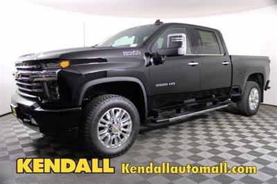 2021 Chevrolet Silverado 3500 Crew Cab 4x4, Pickup #D110185 - photo 1