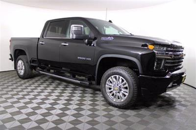 2021 Chevrolet Silverado 3500 Crew Cab 4x4, Pickup #D110185 - photo 4