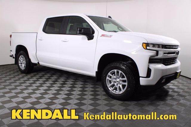2021 Chevrolet Silverado 1500 Crew Cab 4x4, Pickup #D110192 - photo 1