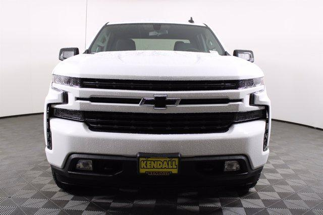 2021 Chevrolet Silverado 1500 Crew Cab 4x4, Pickup #D110192 - photo 3