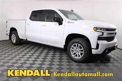 2021 Chevrolet Silverado 1500 Crew Cab 4x4, Pickup #D110196 - photo 1