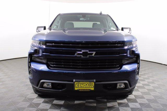 2021 Chevrolet Silverado 1500 Crew Cab 4x4, Pickup #D110197 - photo 3