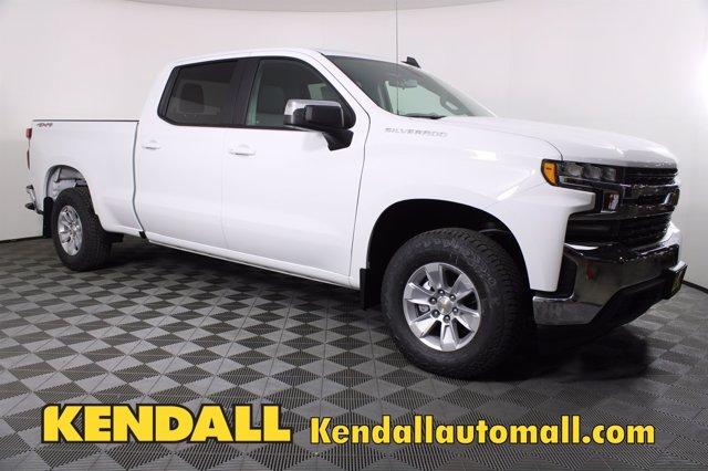 2021 Chevrolet Silverado 1500 Crew Cab 4x4, Pickup #D110200 - photo 1