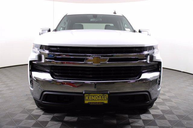 2021 Chevrolet Silverado 1500 Crew Cab 4x4, Pickup #D110200 - photo 3