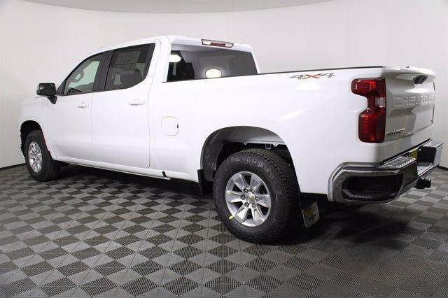2021 Chevrolet Silverado 1500 Crew Cab 4x4, Pickup #D110200 - photo 7