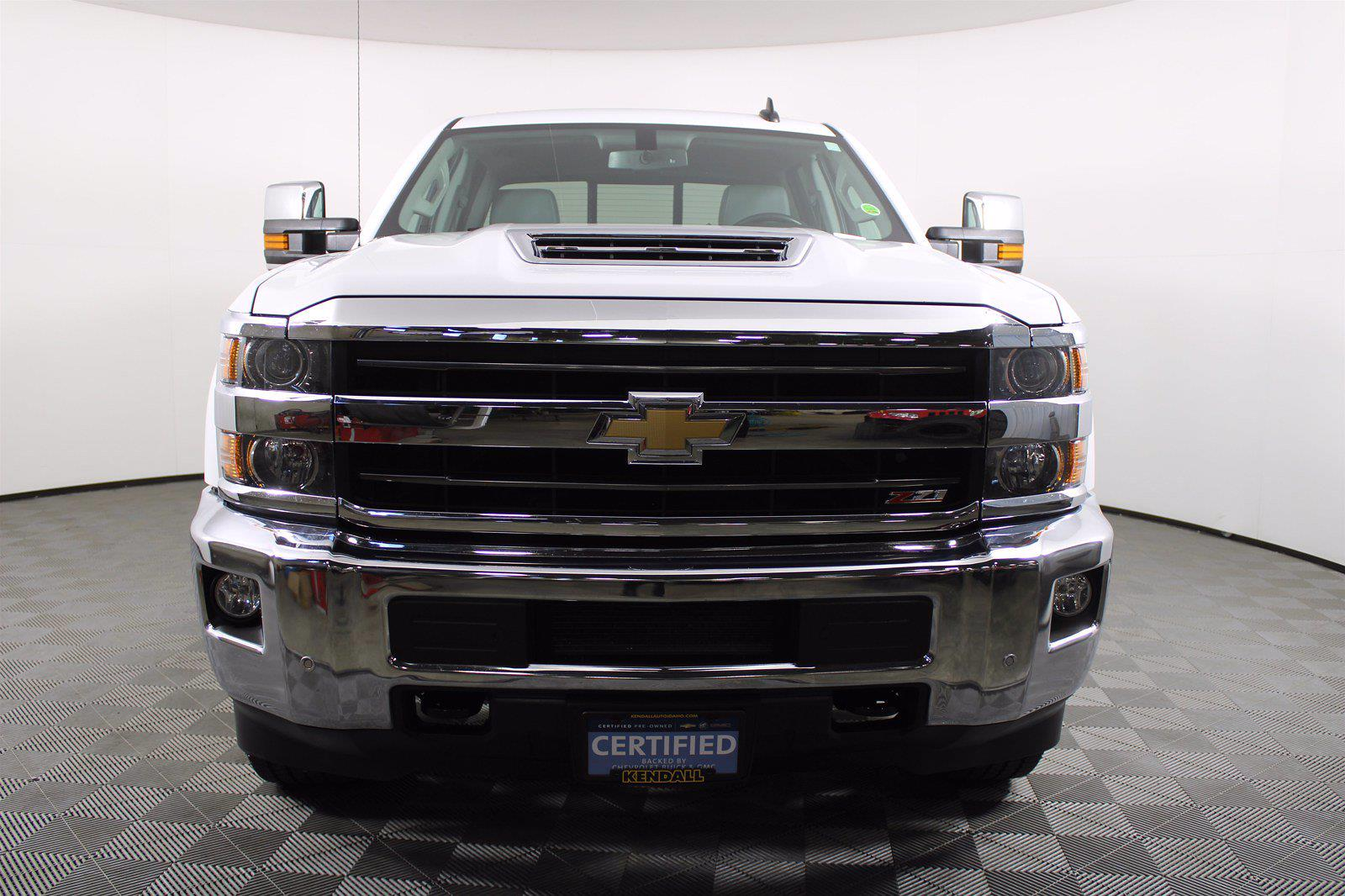 2019 Chevrolet Silverado 2500 Crew Cab 4x4, Pickup #D110201A - photo 9